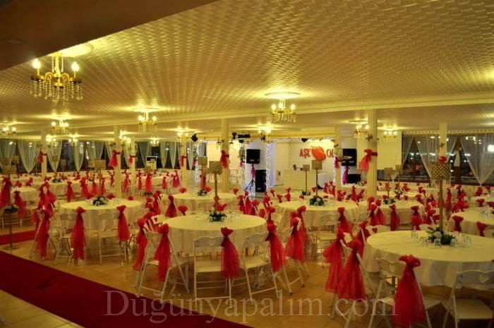 Aşk Olsun Düğün Salonları