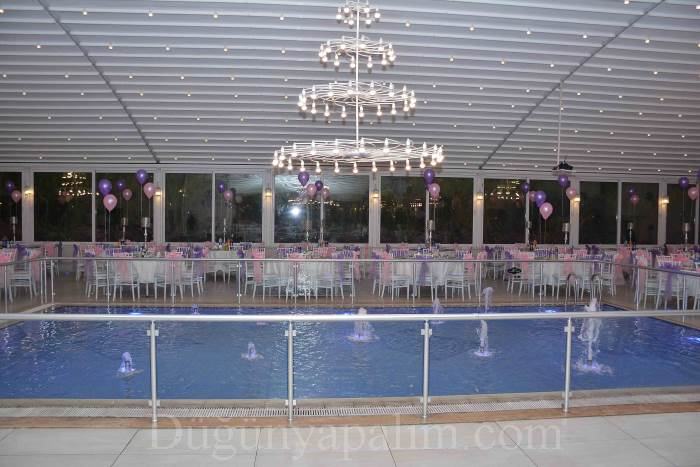 Güzel Masal Havuz Başı Düğün