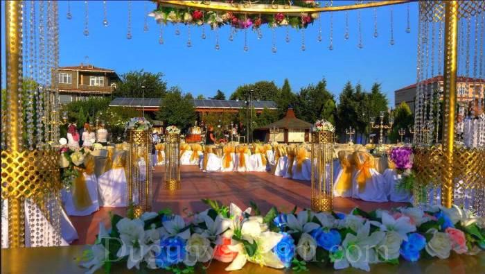 Kuzey Garden Kır Düğünü