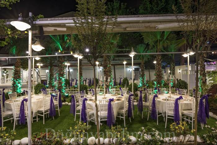 Olimpik Düğün Tesisleri Bahçe