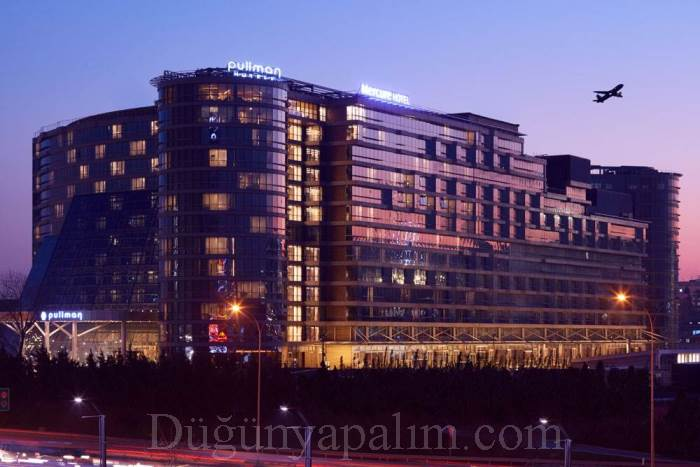Pullman İstanbul Airport Hotel
