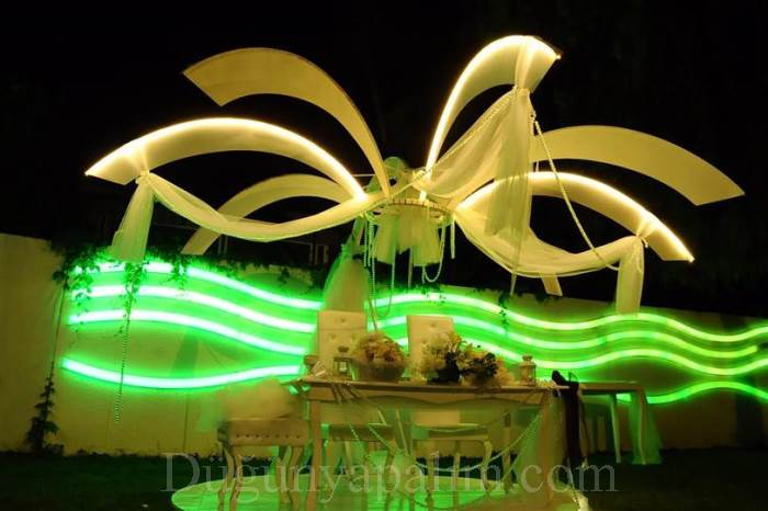Prenses Garden İzmir Kır Düğünü
