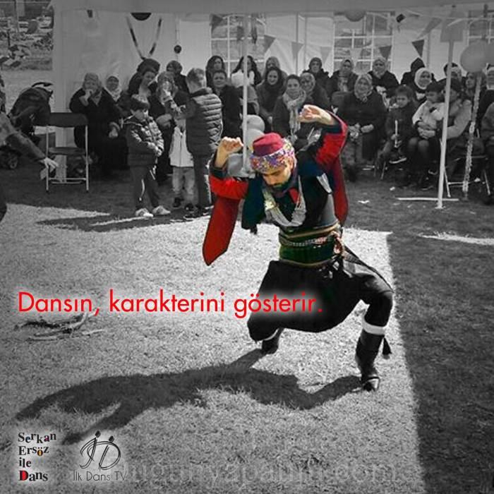 Serkan Ersöz Dans Kursu