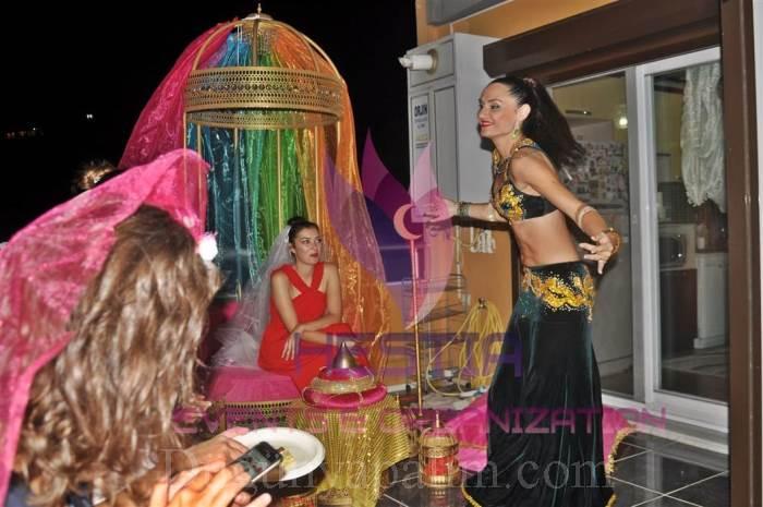 Hestia events & Kına Organizasyon