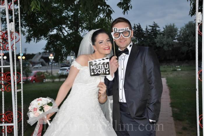 Alyans Düğün Davet