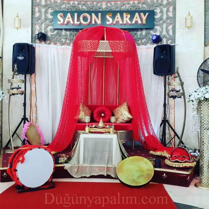 Salon Saray Davet