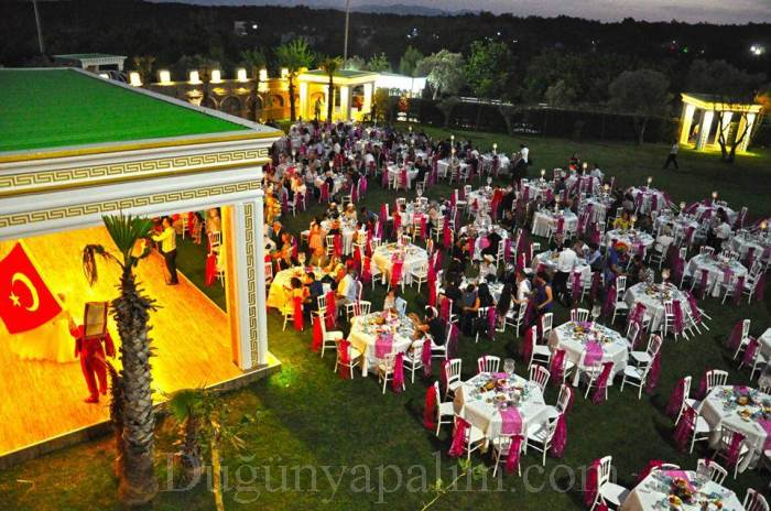 Hancı İzmir Kır Düğünü