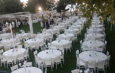 Boğaz Bahçe Kır Düğünü
